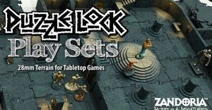 PuzzleLock Playsets