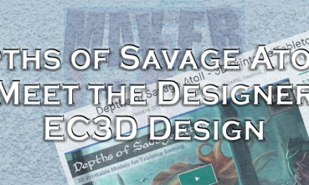 Depths of Savage Atoll – Meet the Designer