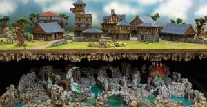 Clorehaven & the Goblin Grotto