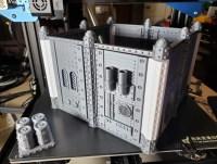 Sector Corvus Prime Modular Building