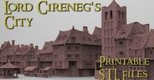 Lord Cireneg's City