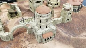 28mm Sci-Fi Base 3D printed Terrain from Contact Front Games