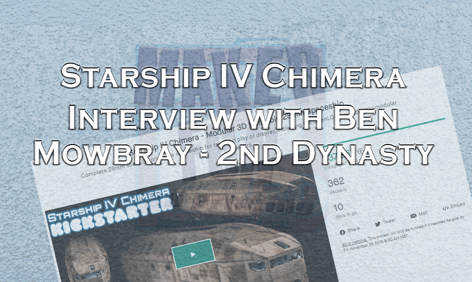 Starship IV Chimera Interview