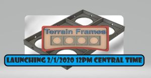 Terrain Frames - Modular Terrain System