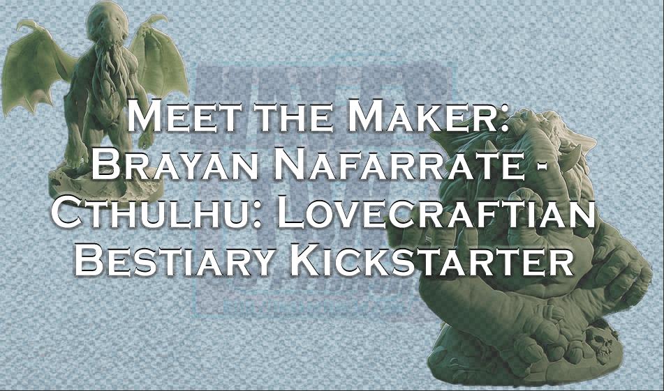 Meet the Maker : Brayan Nafarrate Interview
