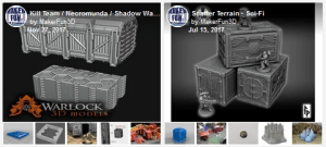 Thingiverse Curated Collections
