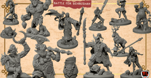 Battle for Genbushan