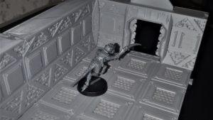 Modular Sci-Fi Gaming Terrain