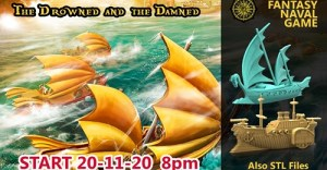 The Drowned and the Damned
