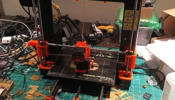Make your own PEI 3D printer bed and get every print to