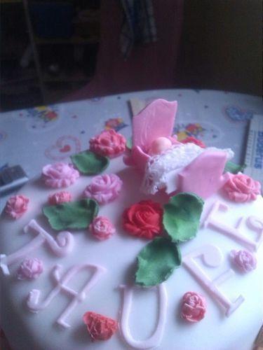 Hochzeit und Taufe von Renate Brcker  Torten Cake