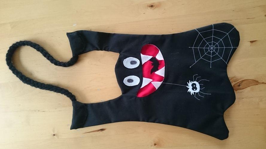 Halloween Geister Tasche  von Tina  Nhprojekte