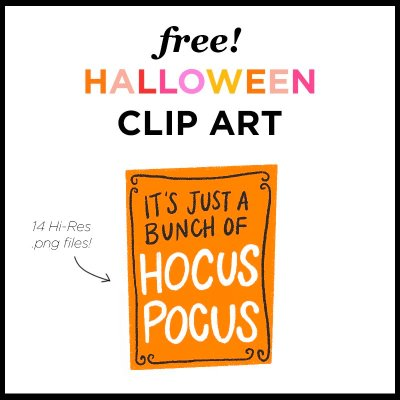 Free Halloween Clip Art .PNG Files