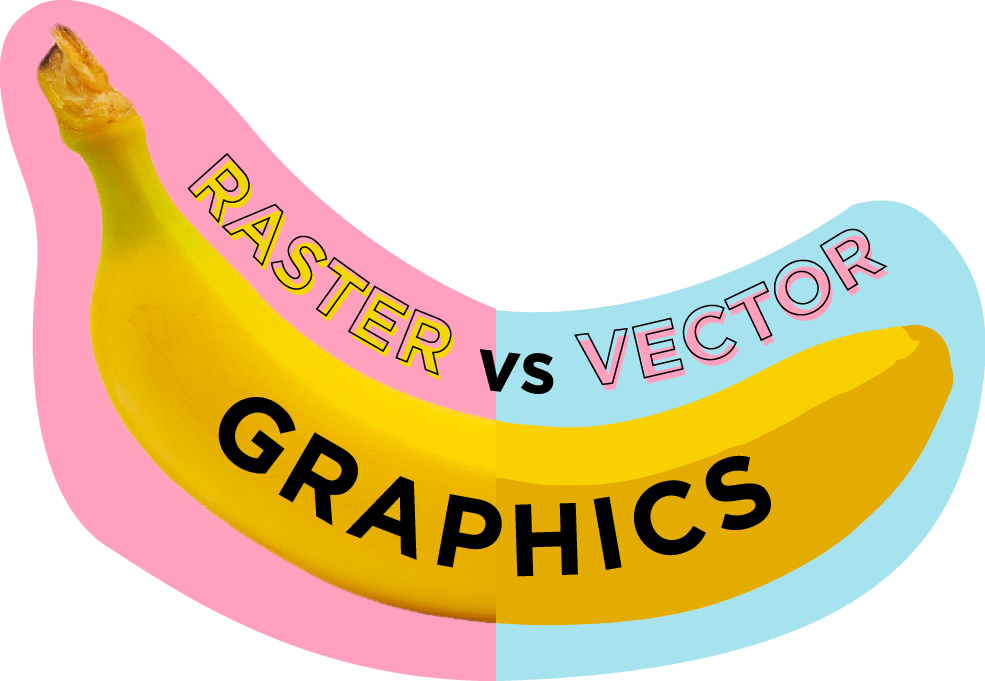 vector graphics vs raster graphics
