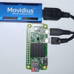 【AI_Column】移植 Movidius  神經計算棒到 Pi Zero W