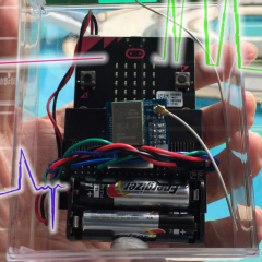 【Tutorial】以 thethings.iO 來將 BBC micro:bit 感測器數據圖形化