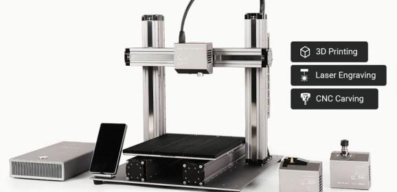 【列印良品】三合一工具機—Snapmaker 2.0來襲