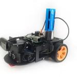 【OpenVINO™教學】透過Tensorflow機器學習在RaspberryPi小車上辨識號誌