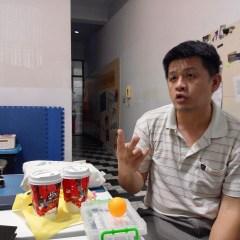 【人物專訪】打造親子Makerspace,那些學校沒教的事 - 徐博文