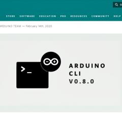【開源硬體】Arduino團隊近期的四項更新