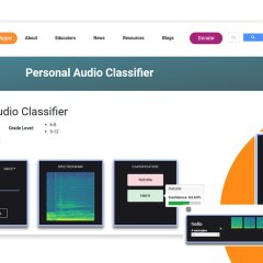 【CAVEDU講堂】MIT App Inventor 重磅更新!Personal Audio Classifier 聲音辨識