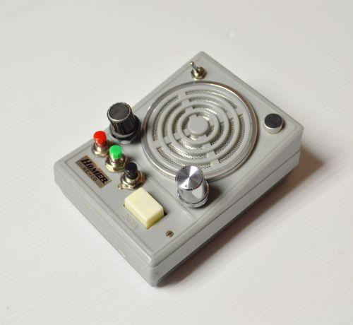 Circuit Bent Voice Recorder