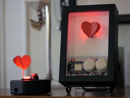 Internet IoT Valentine