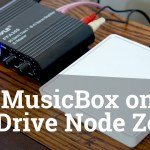 Raspberry Pi Home Network Music System
