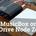 Raspberry Pi Home Network Music System