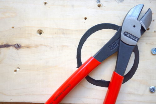 Knipex High Leverage Cutters