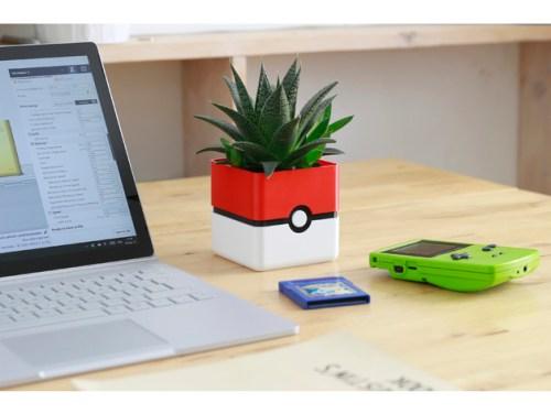 3D Printed Pokemon Planter