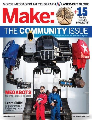 Maker Magazine 58