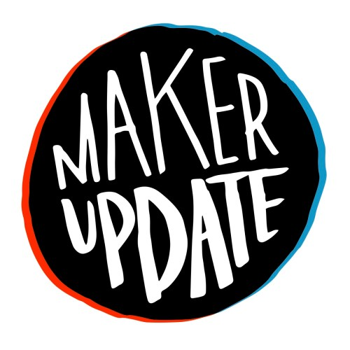Maker Update Logo