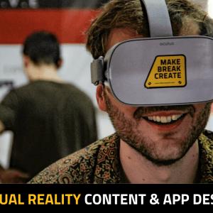 Virtual Reality & Content App Design