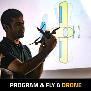 Program & Fly a Drone