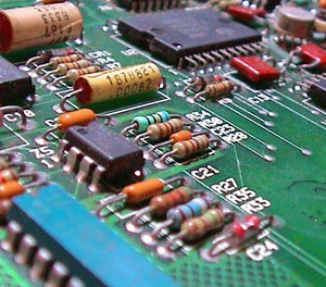 Electronic Components (Through-hole)