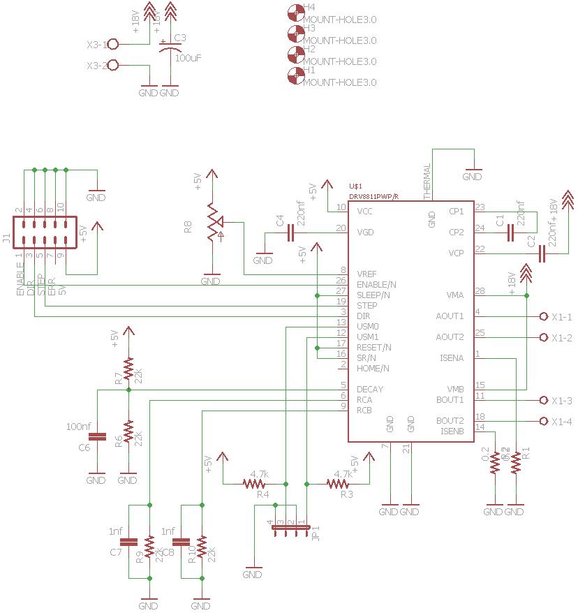 drv8818 schematics