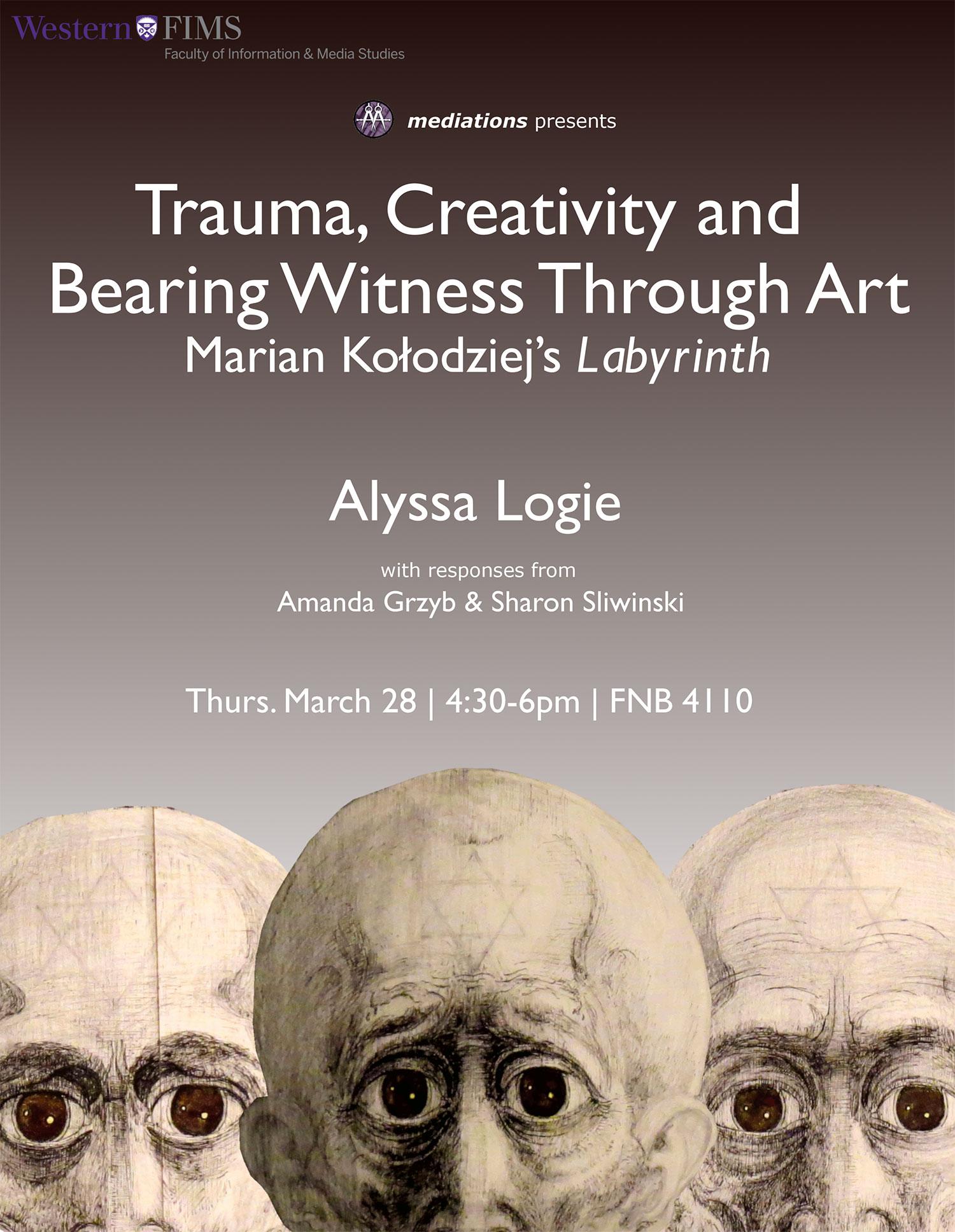 Trauma, Creativity and Bearing Witness Through Art