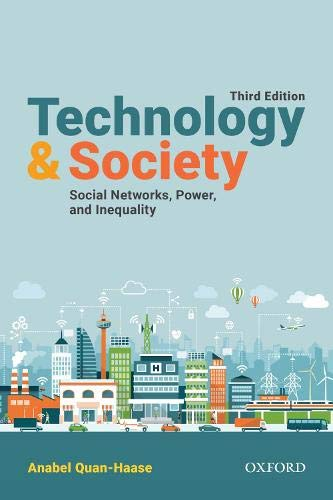 Cover of Technology & Society textbook