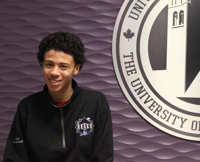 Brandon Roach, 3rd year MPI