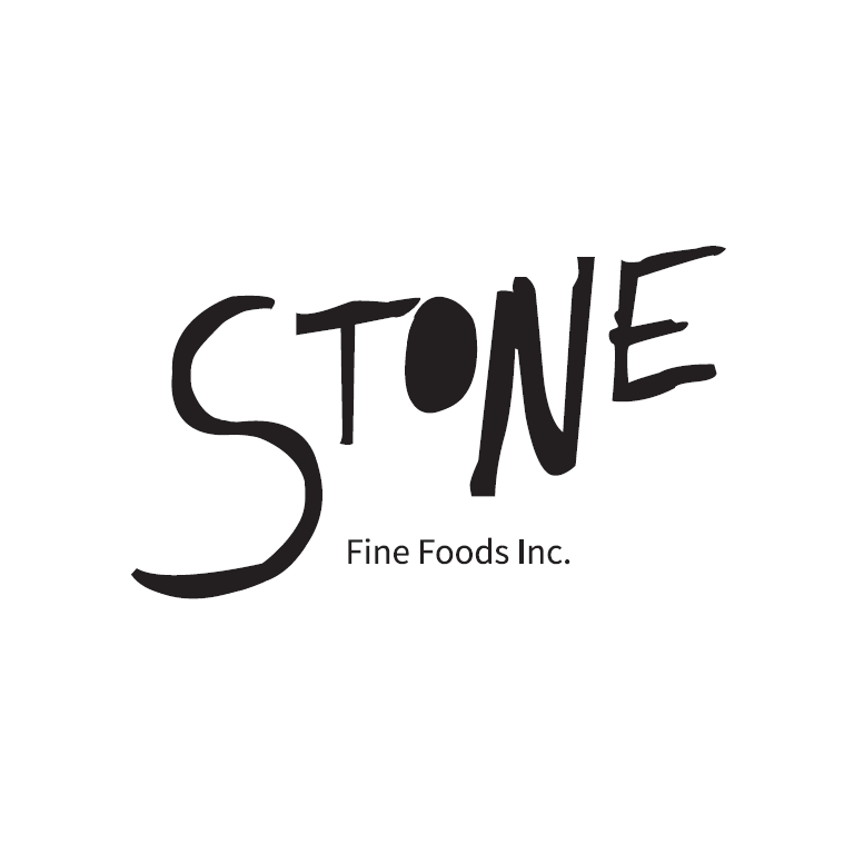 Stone Fine Foods Inc. Logo - Light Version
