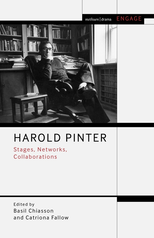 Book cover: Harold Pinter Stages, Networks, Collaborations