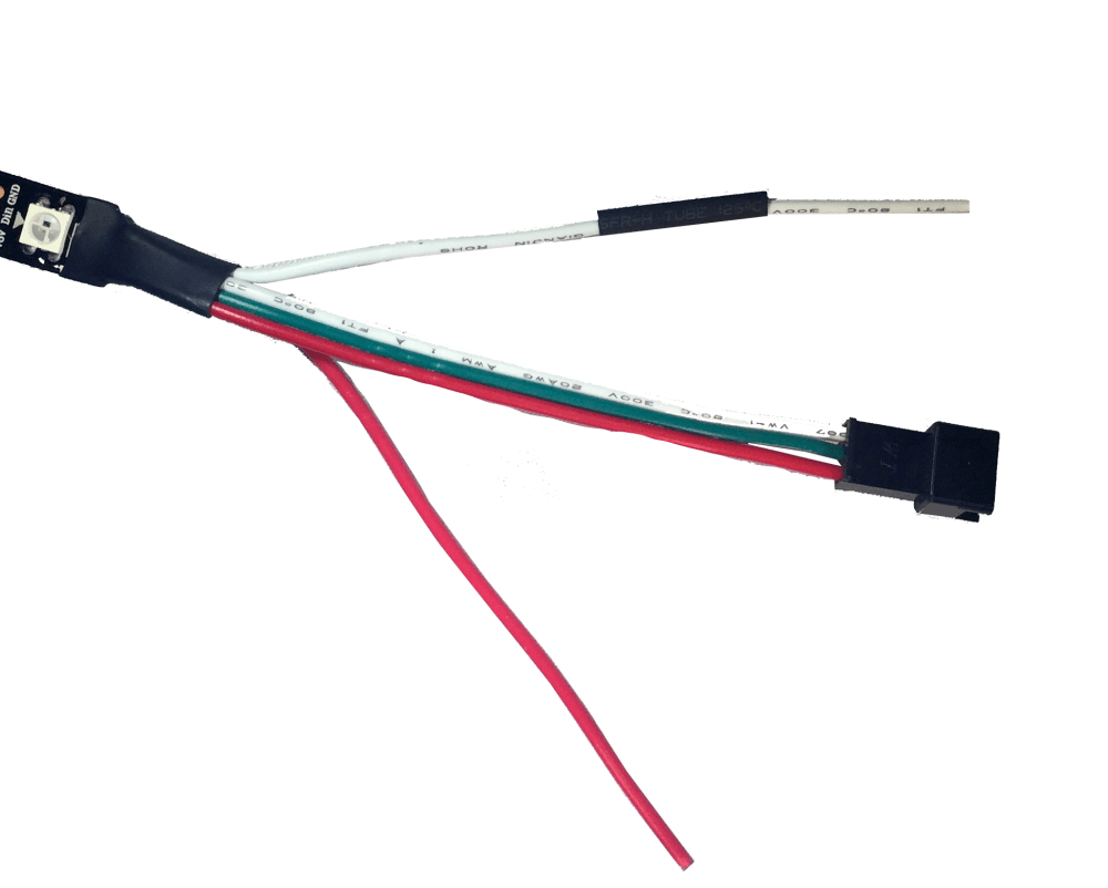medium resolution of addressable led strip pin out