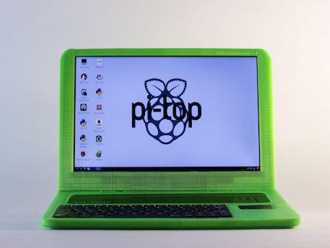 PI TOP IL COMPUTER OPEN SOURCE PORTATILE CON RASPBERRY PI CHE COSTRUISCI DA TE