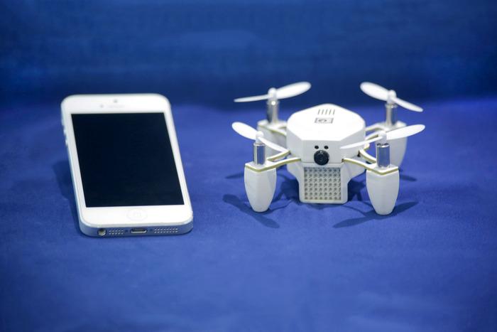 ZANO MINI DRONE FOLLOW