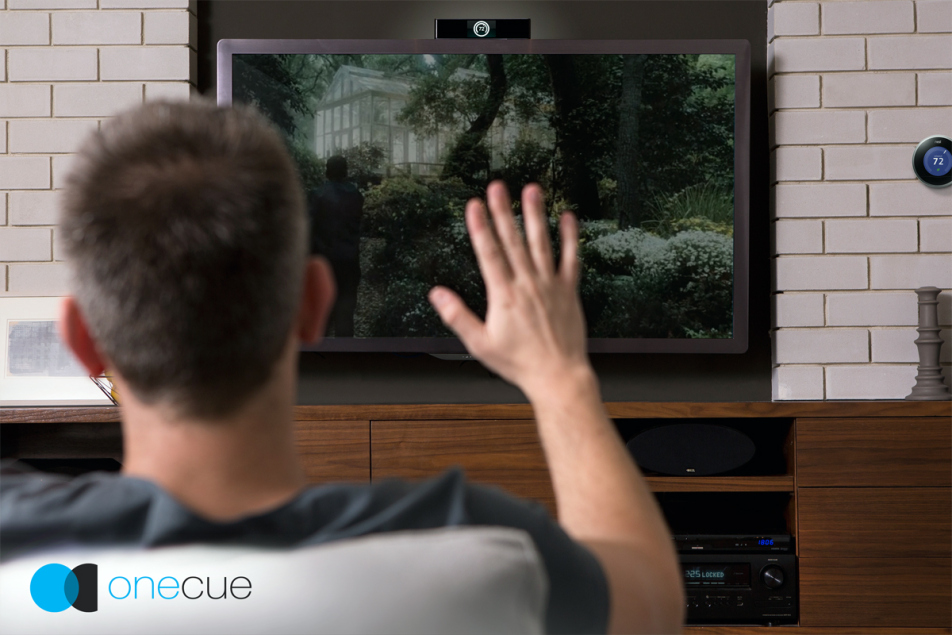 onecue gesture tv