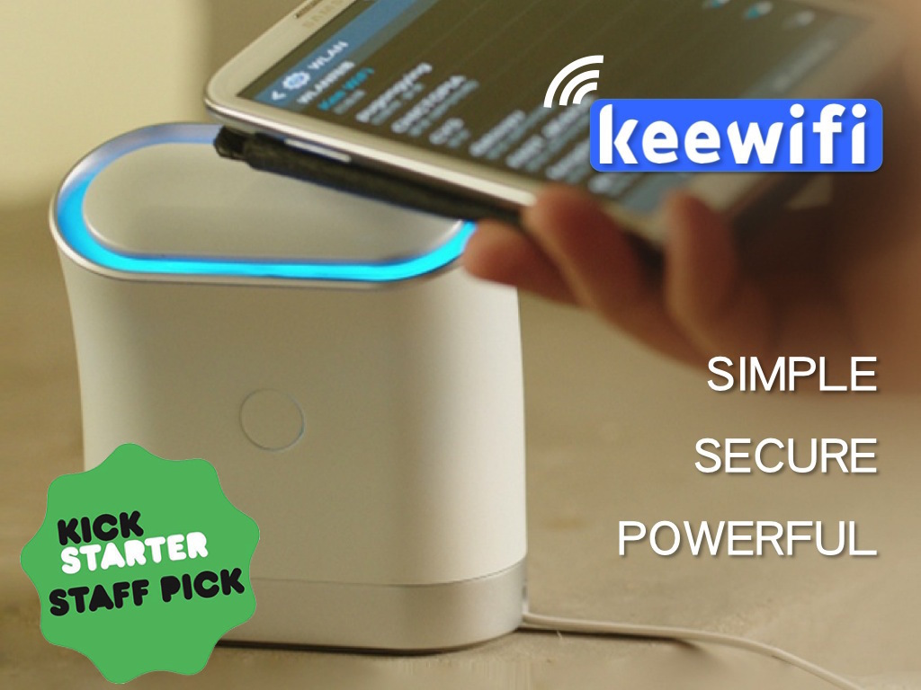 KEEWIFI ROUTER