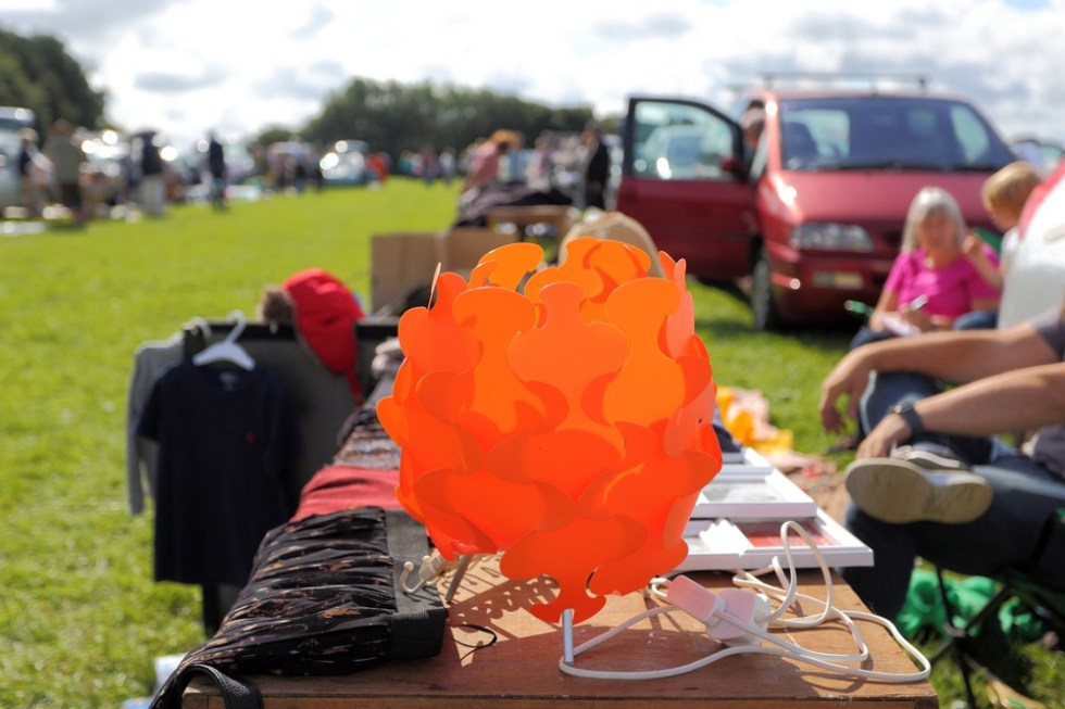 A useful reseller's guide to buying items at car boot sales