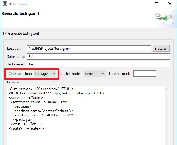 TestNG Tutorials 10: What Is Package Tag And How To Use In