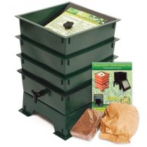 The Worm Factory Standard 3-Tray Composter - $84.99
